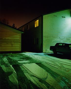 #7373, 2009 Chromogenic print. 48 x 38 inches