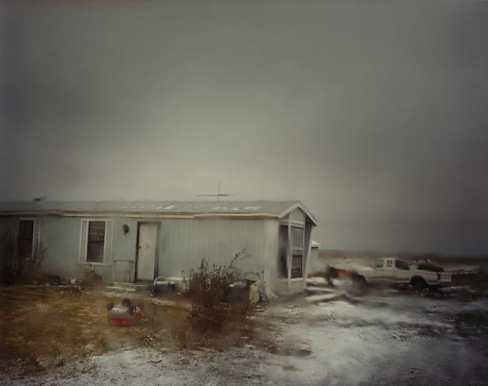 #9197, 2010 Chromogenic print. 20 x 24 inches