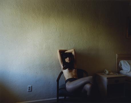 #8350, 2009 Chromogenic print. 20 x 24 inches