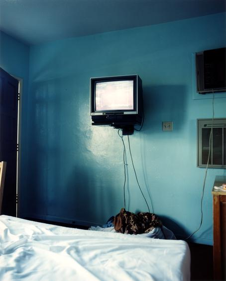 #1432-a, 1996 Chromogenic print. 24 x 20 inches