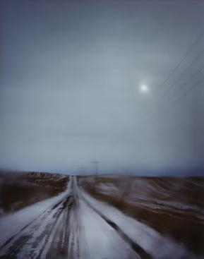 #9198, 2009 Chromogenic print. 48 x 38 inches