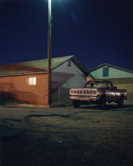 #2676, 2000 Chromogenic print. 48 x 38 inches