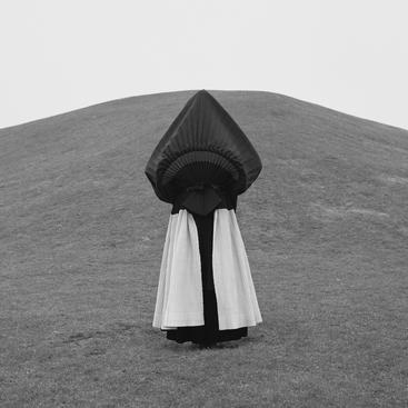 JØB, II (Dress of Mourning), 2016 Archival pigment print