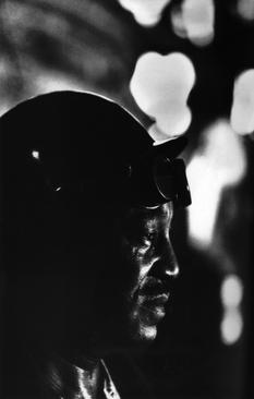 Pittsburgh, Steel Worker, c. 1955-56 Gelatin silver print, printed c. 1955-56 8 1/2 x 6 inches