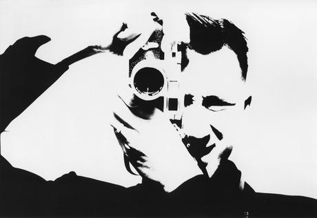 Untitled (Self-portrait), 1956 Gelatin silver print, printed c. 1956 8 x 10 inches