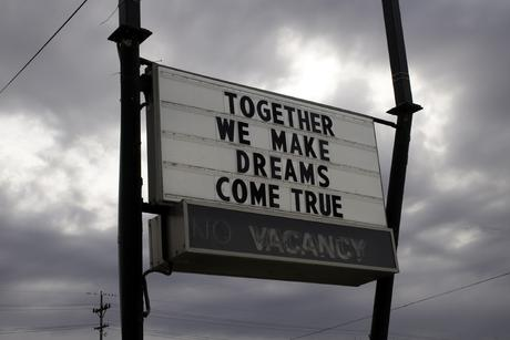 Together We Make Dreams Come True, 2001-2008 Archival inkjet print 20 x 30 inches