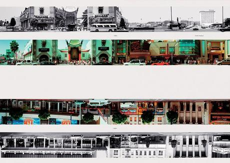 Untitled, from Then & Now, 1973-2004 Complete portfolio of 142 prints 27 1/2 x 39 1/4 inches