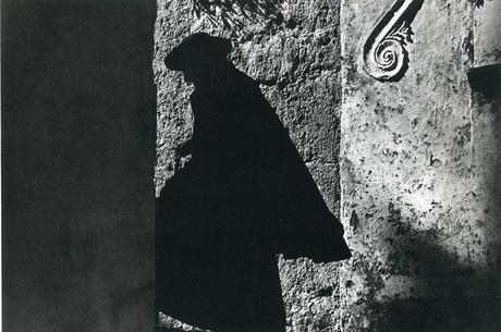 Positano Priest, Italy, 1953 Gelatin silver print, printed c. 1953 8 x 10 inches