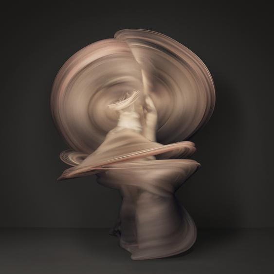 Nude #6, 2012 Archival pigment print. 43 x 43 inches