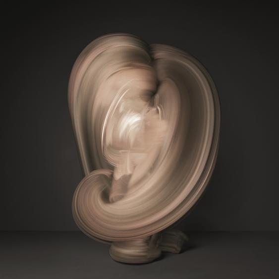 Nude #7, 2012 Archival pigment print. 43 x 43 inches