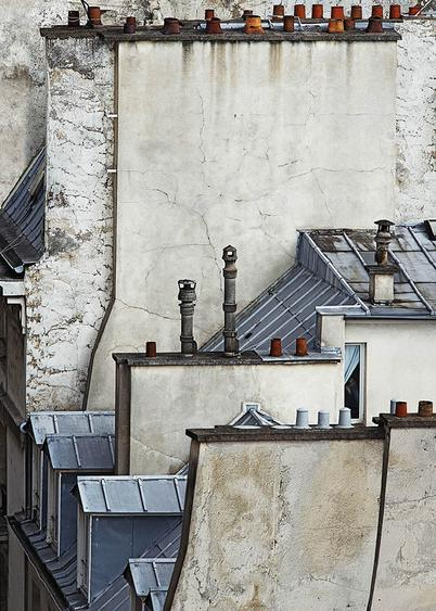 Paris Rooftop, #5