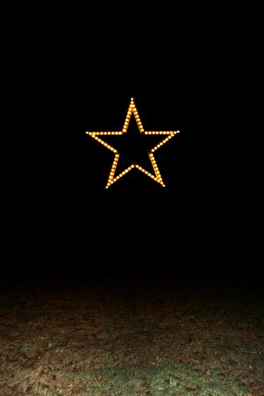 Star, 2001-2006 Archival pigment print mounted to board 42 x 28 inches