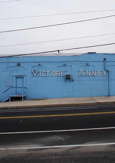 Victory Annex, 2001-2006 Archival pigment print mounted to board 34 x 24 1/2 inches